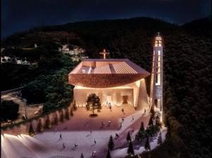Sainte Rafca Basilique